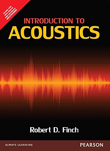 9789332571785: Introduction To Acoustics