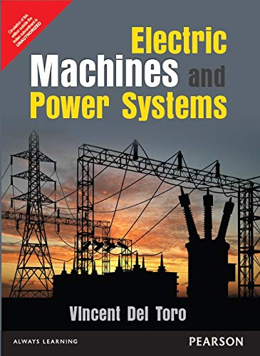 9789332571815: Electric Machines And Power Systems