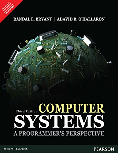 9789332573901: Computer Systems: A Programmer's Perspective, 3 Edition