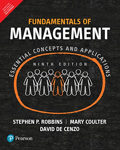 9789332574120: Fundamentals Of Management: Essential Concepts And Applications, 9Th Edn
