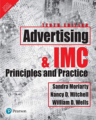 9789332574144: Advertising & Imc: Principles And Practice, 10/E