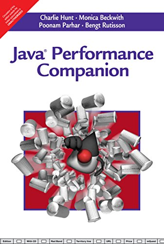 9789332575103: Java Performance Companion