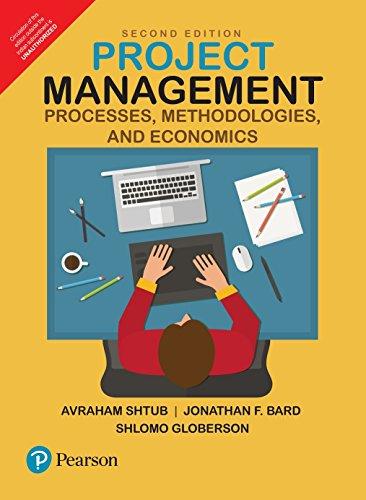 9789332575295: Project Management: Processes, Methodologies, And Economics