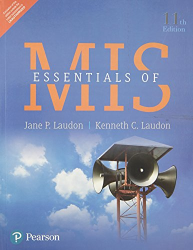 9789332575387: Essentials Of Mis