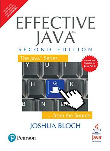 9789332576537: Effective Java - Java Series