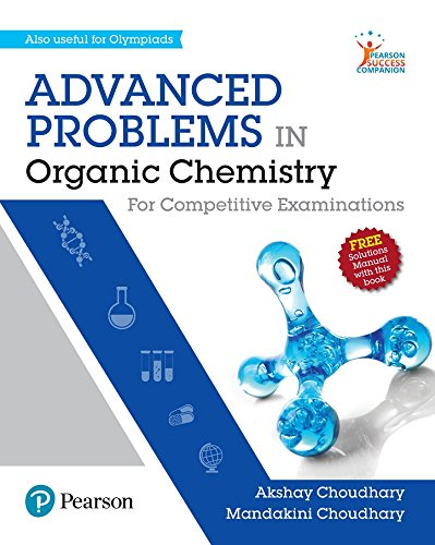 Advanced Problems In Organic Chemistry: Choudhary