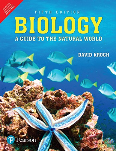 9789332578562: Biology: A Guide To The Natural World, 5/E