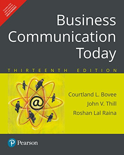 9789332578753: Business Communication Today, 13Th Edn