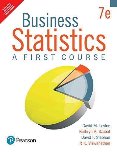9789332578951: Business Statistics: A First Course