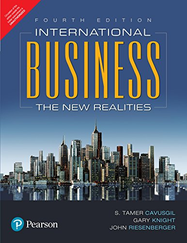 9789332584518: International Business: The New Realities 4Th Edition