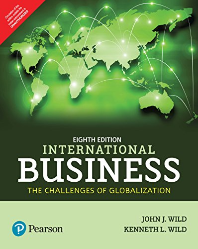 9789332584525: International Business: The Challenges Of Globalization