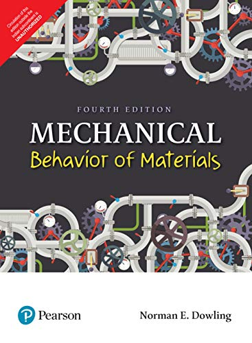 9789332584785: Mechanical Behavior of Materials (4th Edition)