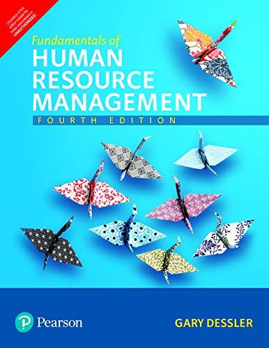 9789332584822: Fundamentals of Human Resource Management