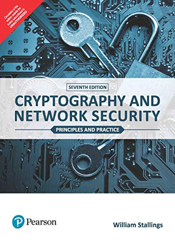9789332585225: Cryptography And Network Security, 7Th Edition