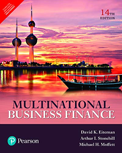 9789332586079: Multinational Business Finance 14Th Edition