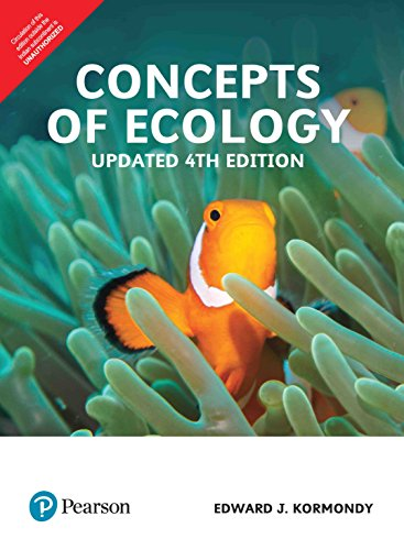 9789332586093: Concepts Of Ecology, 4Th Edn