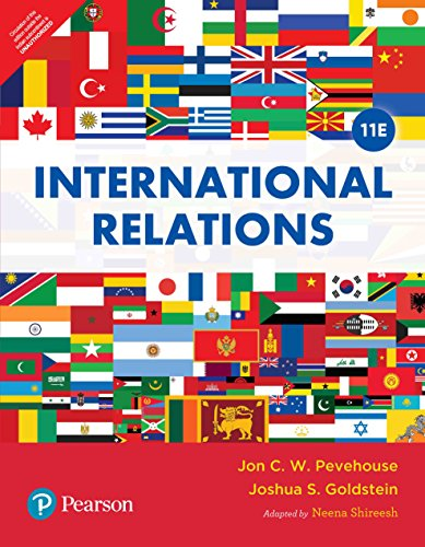 9789332586659: International Relations 11 Th Edition