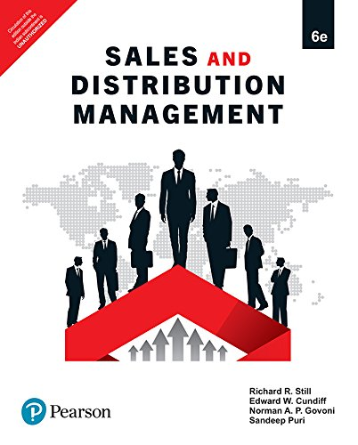 Sales And Distribution Management, 6th Edn: Richard R. Still