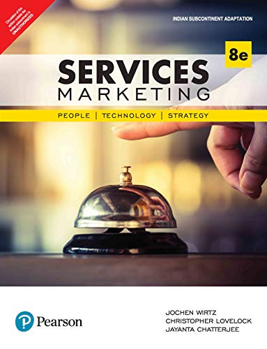9789332587687: Services Marketing : People Technology Strategy
