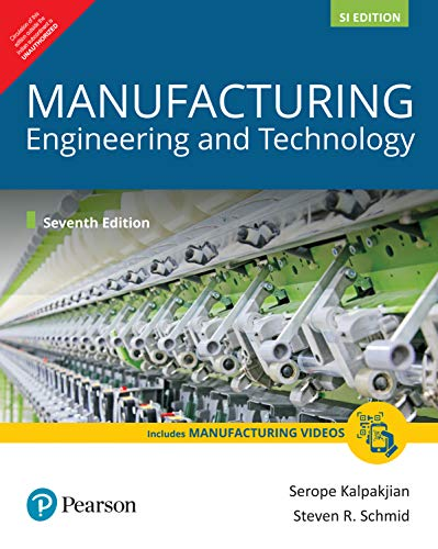 9789332587908: Manufacturing Engineering And Technology (Si Edition)