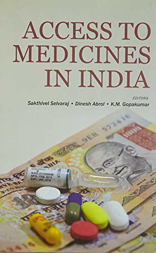 Access to Medicines in India: Abrol, Dinesh (Editor)/