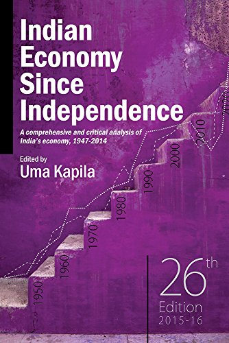 Indian Economy Since Independence: edited by Uma