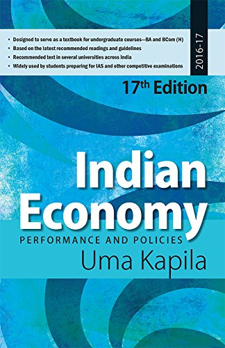 Indian Economy: Performance and Policies (Paperback)