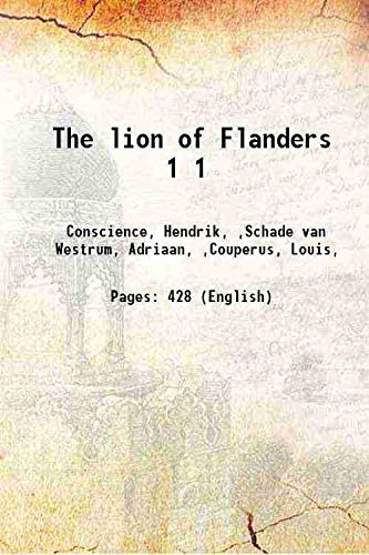9789332853386: The lion of Flanders
