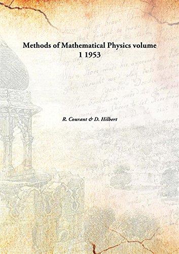 9789332854642: Methods of Mathematical Physics volume 1