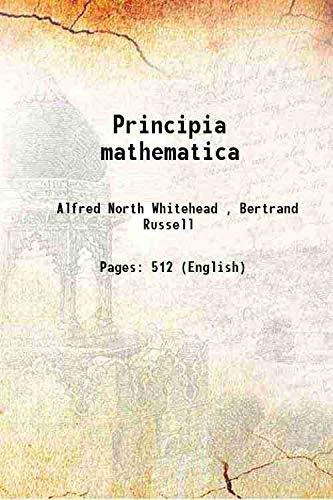 9789332859043: Principia mathematica