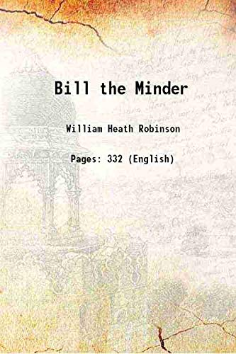 9789332866799: Bill the Minder