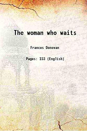 9789332887787: The woman who waits