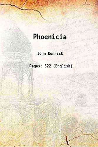9789332895119: Phoenicia