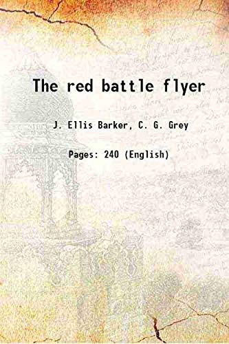 9789332896888: The red battle flyer