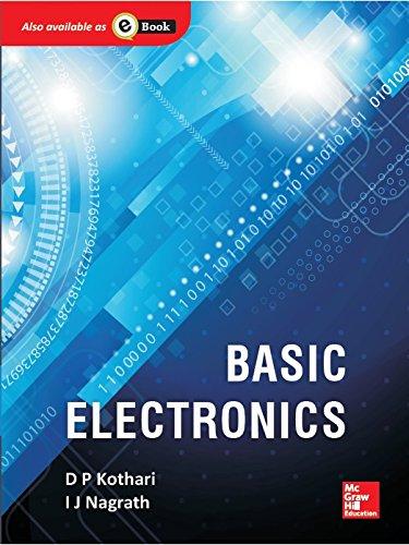 Basic Electronics: D. P. Kothari,I