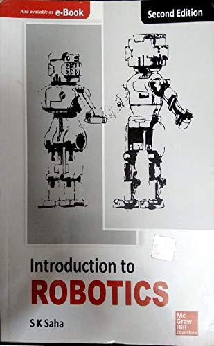 9789332902800: Introduction To Robotics, 2Nd Edn