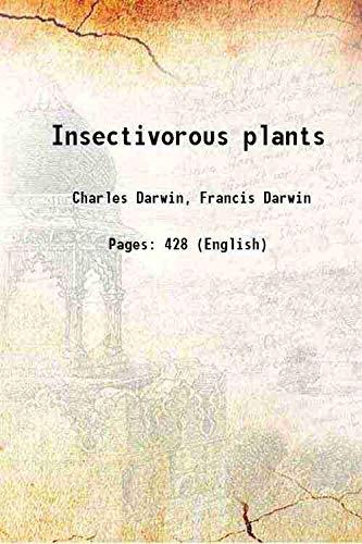 9789333101479: Insectivorous plants
