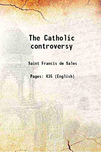 9789333108096: The Catholic controversy