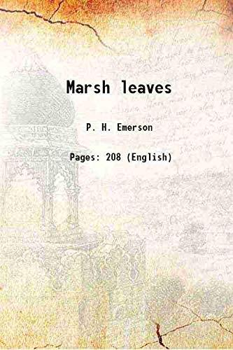 9789333110723: Marsh leaves