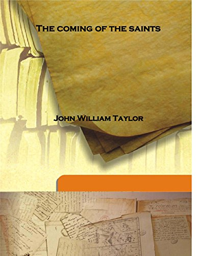9789333144759: The coming of the saints