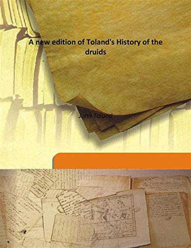 9789333161503: A new edition of Toland's History of the druids