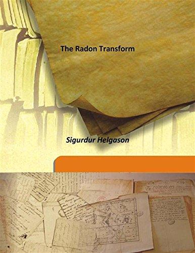 9789333163033: The Radon Transform [Hardcover]