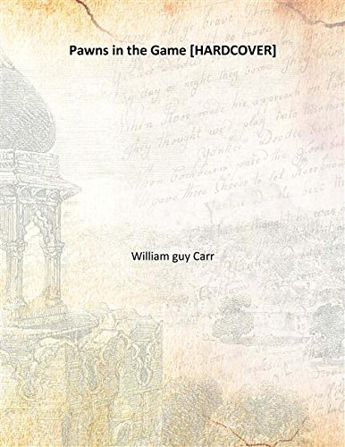 9789333186629: Pawns in the Game 1958 [Hardcover]