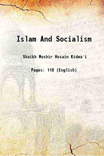 9789333199209: Islam and socialism 1912 [Hardcover]