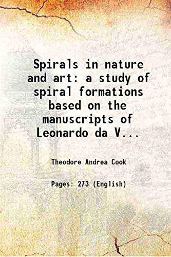 Spirals in nature and arta study of