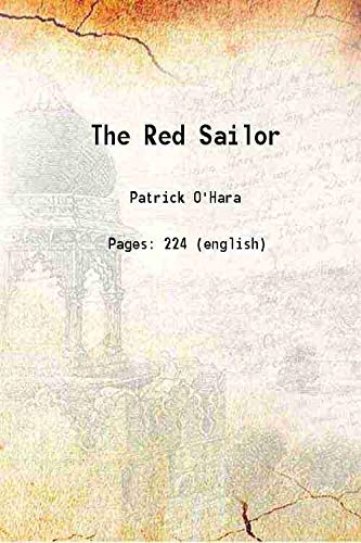 9789333336741: The Red Sailor 1903 [Hardcover]