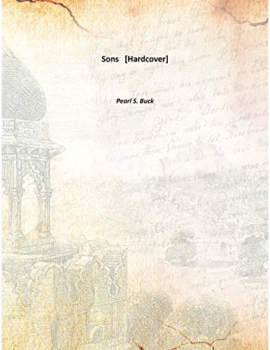 9789333352765: Sons [Hardcover]