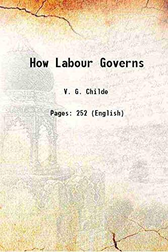 9789333357647: How Labour Governs 1923 [Hardcover]