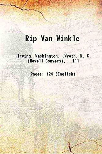Rip Van Winkle [Hardcover]: Irving, Washington, ,Wyeth,