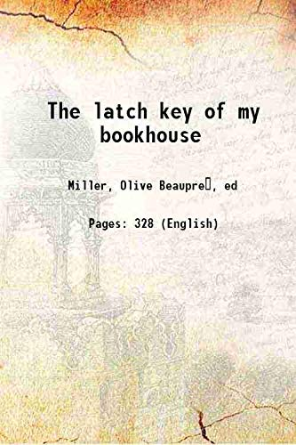 9789333367615: The Latch Key of My Bookhouse